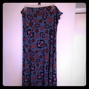 LuLaRoe long skirt